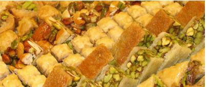 شراء Arabic sweets