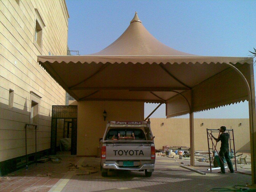 شراء مظلات وسواتر الاختيارالاول للمظلات والسواتر -الرياض- شارع التخصصي -حي النخيل ت