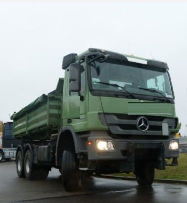شراء D 4134 قلابات Mercedes Actros 3344 سنة الصنع 2011