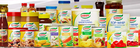 شراء Goody products