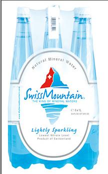 شراء Sparkling Natural Mineral Water(Swiss Mountain)