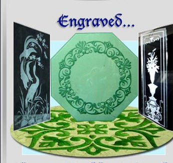 شراء Engraved decor