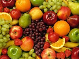 شراء الفواكهة