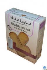 شابورة الرشاقة مجموعة الحبوب مع الحليب والعسل