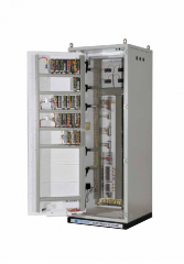 Underground Feeder Relay Panel