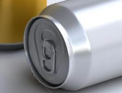 Cans made of ferrous metals, the tin