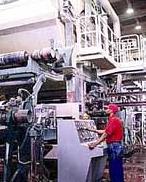 إنتاج الورق
