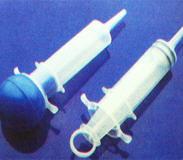 Syringes-fillers, vacuum