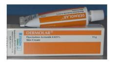 Steroidal Anti-inflammatory