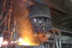 صناعة صهر الحديد السكراب