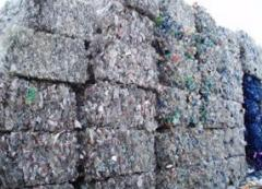 Pet Bottles Baled