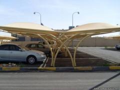 مظلات سيارات  غاية الافكار