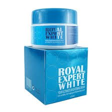 Cream Royal Expert white