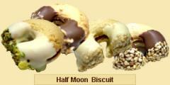 Half Moon Biscuit