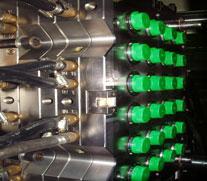 Caps for bottles, jars