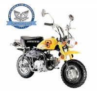 Motorcycle(Sweyd 50cc)