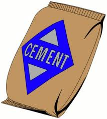 Materials of cement production