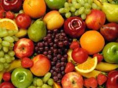 الفواكهة