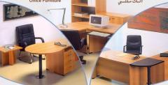 Furniture office