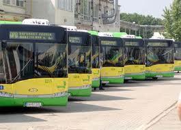 طلب نقل الركاب بالحافلات