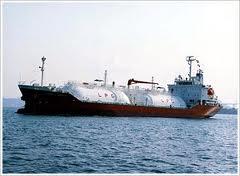 نقل الغاز المسال